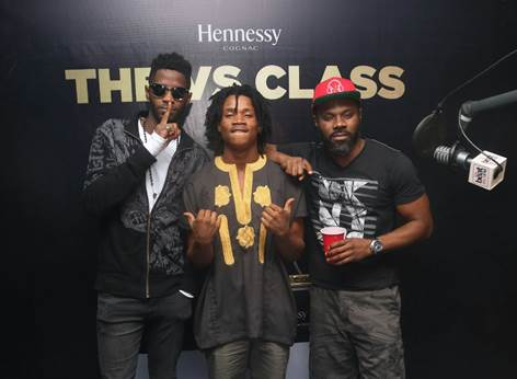 HOLY FIELD IS CROWNED THE CHAMPION OF THE HENNESSY VS CLASS 2016