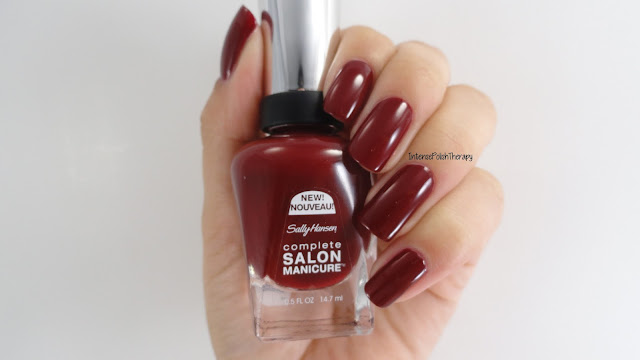 Sally Hansen - Red Over Heels