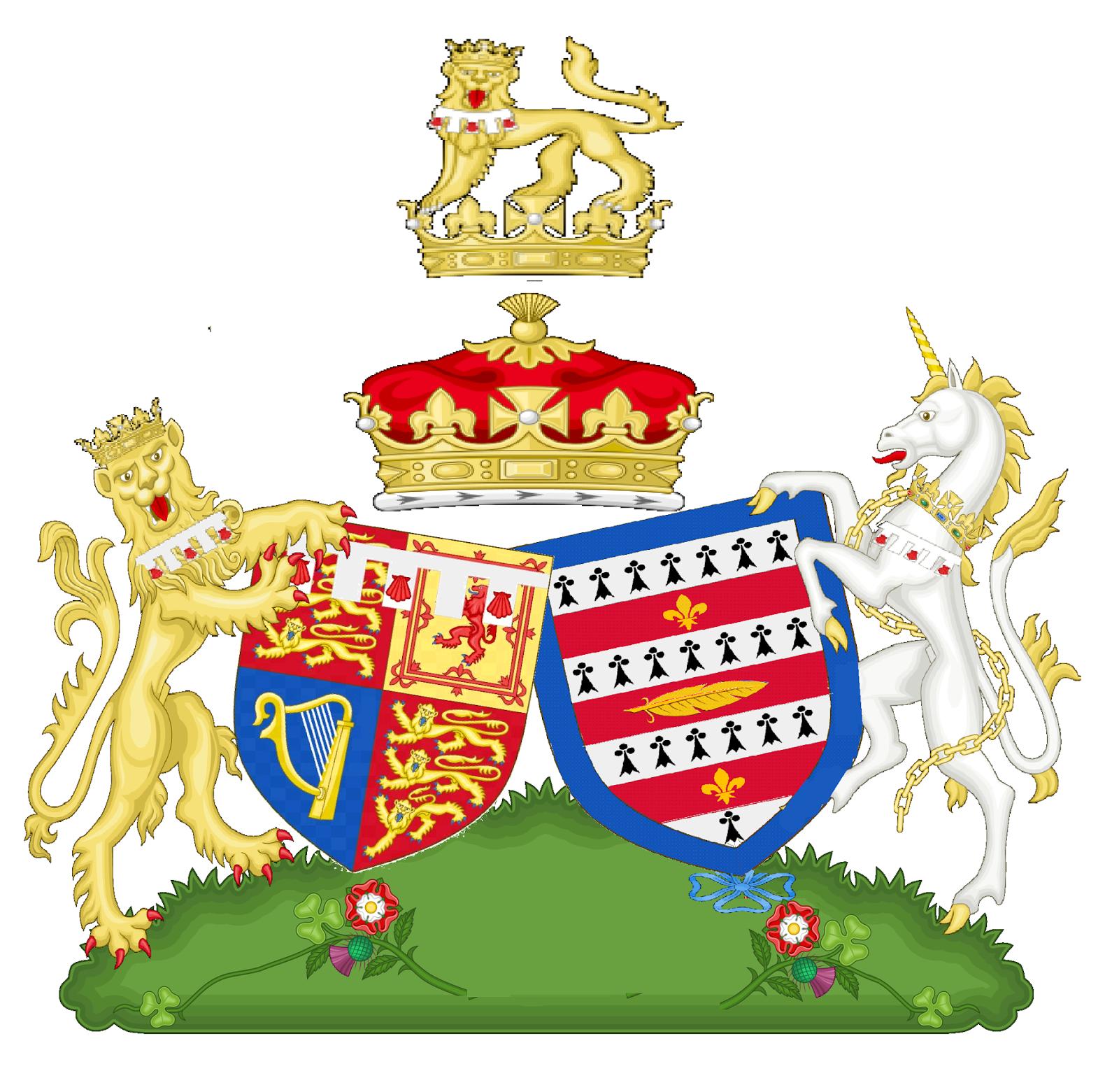 Sam's Flags: Royal Engagement