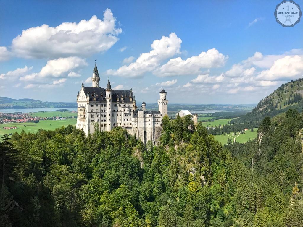 Castelo Neuschwastein Alemanha Rota Romântica