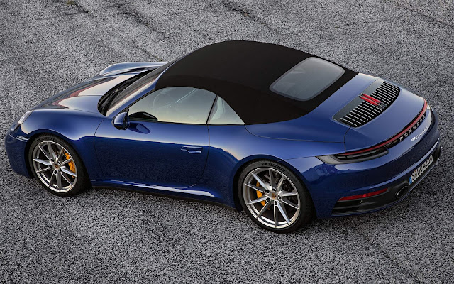 Porsche 911 Cabriolet 2020