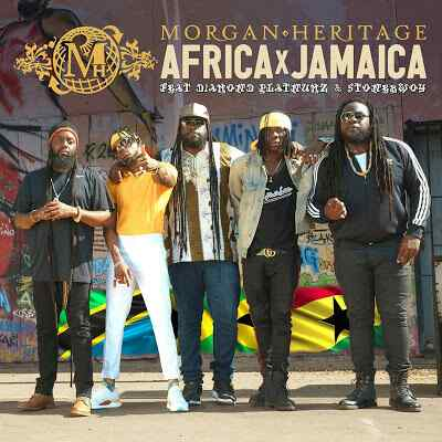 Download Audio | Morgan Heritage x Jamaica ft Diamond Platnumz & Stonebwoy - Africa