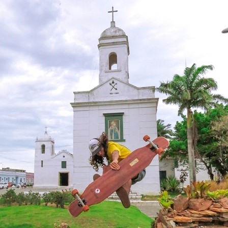 São Pedro da Aldeia recebe competição de skate neste domingo (11/11) e contará com participação de campeão mundial