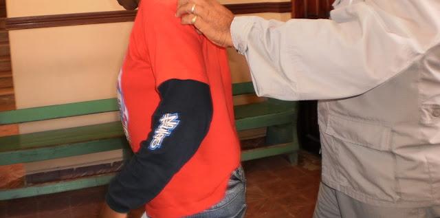 Un haitiano le dió una puñalada a su hija de cinco meses tras sostener riña con su pareja