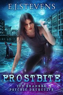 frostbite ivy granger psychic detective urban fantasy e.j. stevens