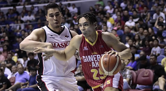 Live Streaming List: Alaska Aces vs Brgy. Ginebra 2018 PBA Governors' Cup