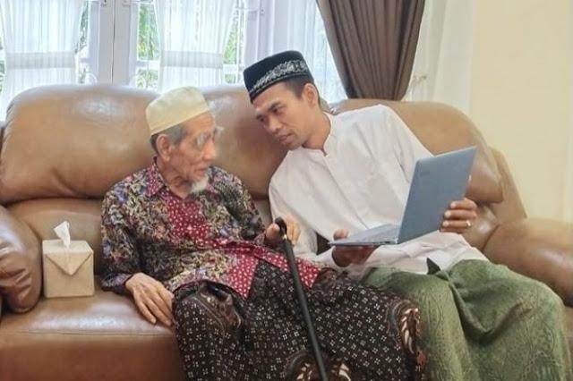 Taktik Rommy PPP Lobi Ustadz Abdul Somad Agar Tak ke Prabowo