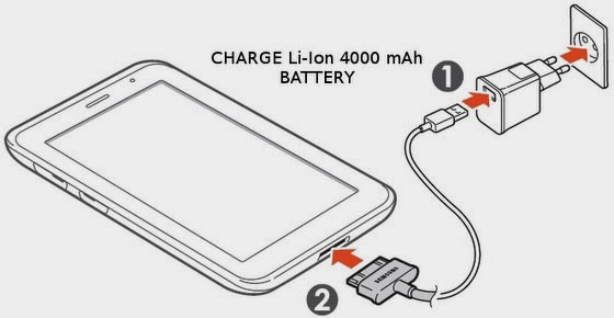 samsung galaxy tab 2 charging problem solution