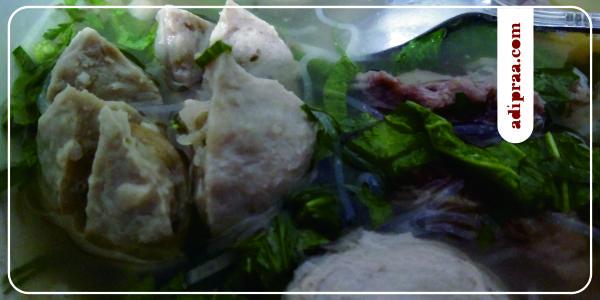 Bakso Tengkleng Mas Bambang | adipraa.com