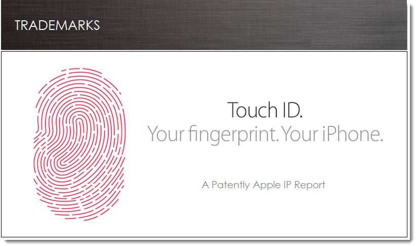 Patente Touch ID