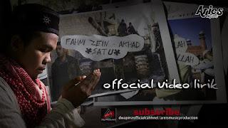 Lirik Lagu Fahmi Zein Akhad (Satu)