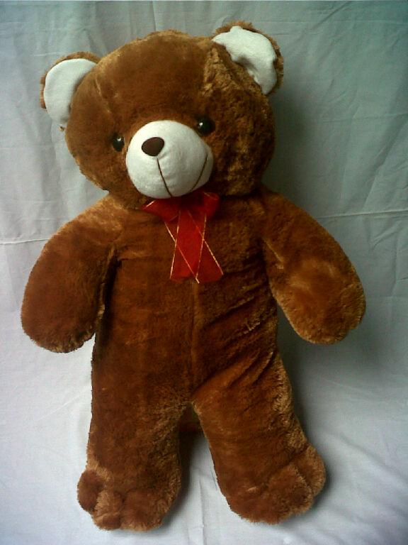Raja Boneka Boneka Teddy Bear Jumbo Coklat Muda Daftar Harga 5b4de38b5c