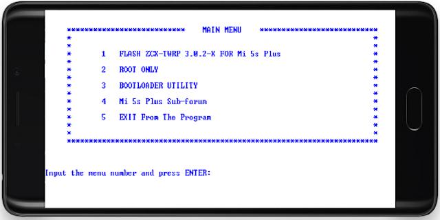 Buat yang Ingin Pasang TWRP ZCX + Root SuperSU untuk Xioami Mi5s/Plus Sekarang Sudah Praktis Loch Berkat Flasher Toolkit Ini: Silahkan Dicoba!