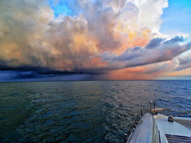 Malesia barca a vela