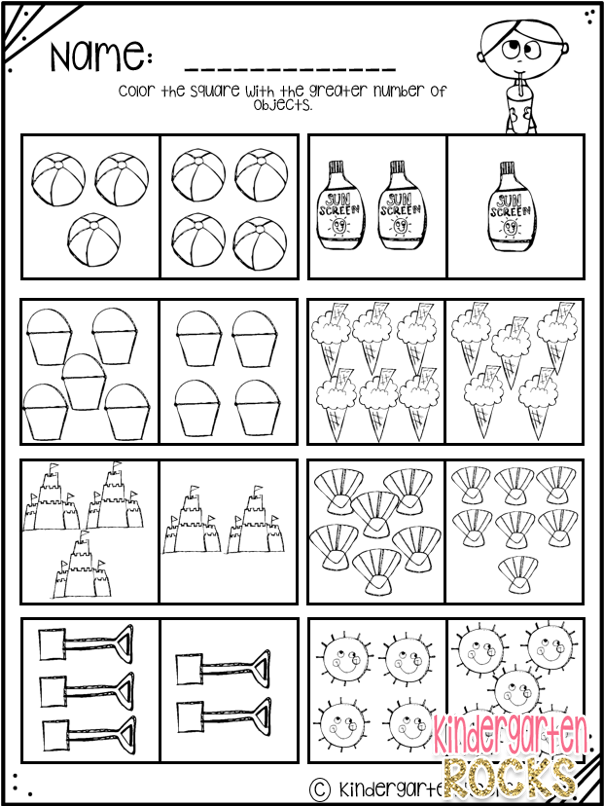 Printables Getting Ready For Kindergarten Worksheets getting ready for kindergarten worksheets math activities pinterest free printable