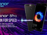 Huawei Umumkan Mulai Jual Honor 8 Pro, Berapa Harganya?