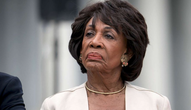 MAXINE WATERS: I've been sent by God to get Trump!