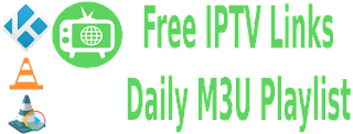 Free Daily M3U Playlist 22 November 2017
