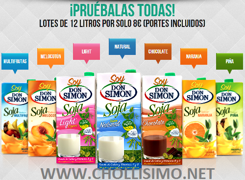 Oferta soja Don Simon
