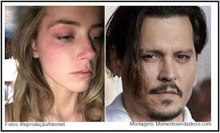 Começou a surgir rumores de que o casamento de Johnny Depp e a atriz Amber Heard não deve terminar de uma forma amigável.