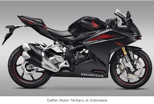 Ini Dia Motor - Motor Terbaru Tahun 2017