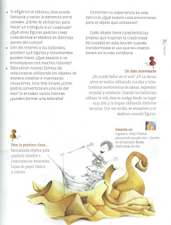 Apoyo Primaria Educación Artística 3ro. Grado Bloque II Lección 7 ¡Abracadabra!