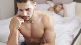 Nanah keluar setelah berhubungan seksual