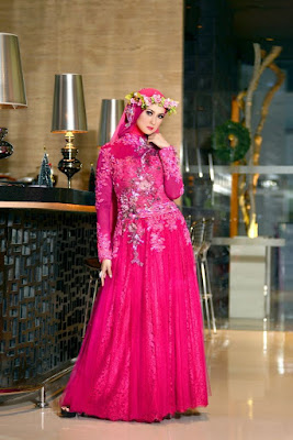 Model Gaun Kebaya 2016