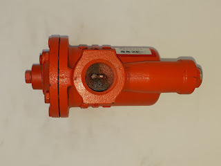 distributor valve air brake system