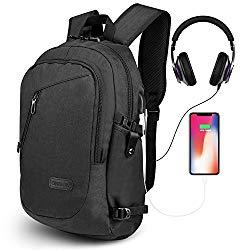 Laptop Backpack, Anti Theft, Business, Travel Bag, for Men&Women