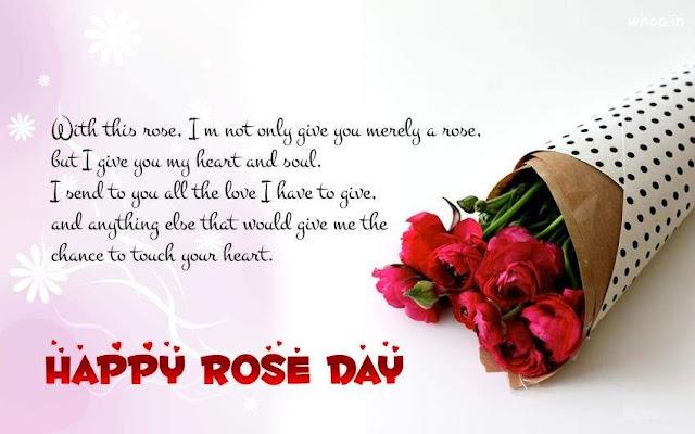Rose Day Status 2019