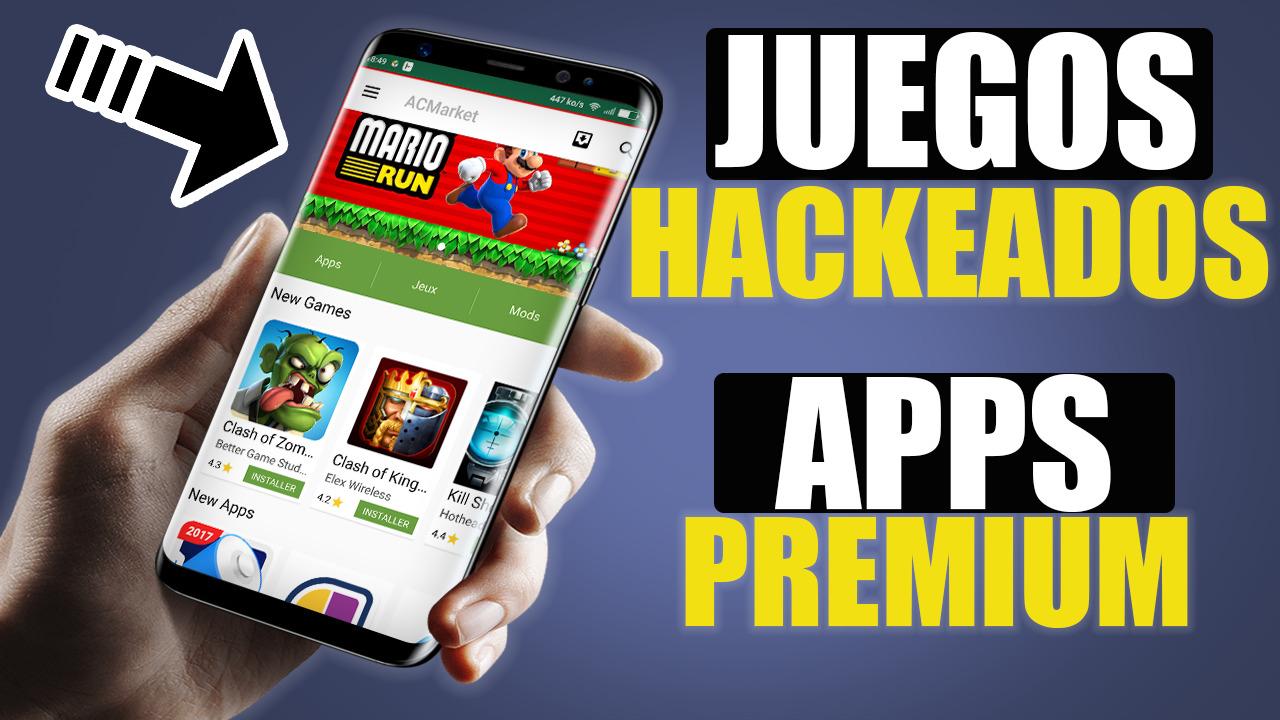 Descargar Apps Y Juegos Hackeados Y Premium Gratis Tecno Sinis