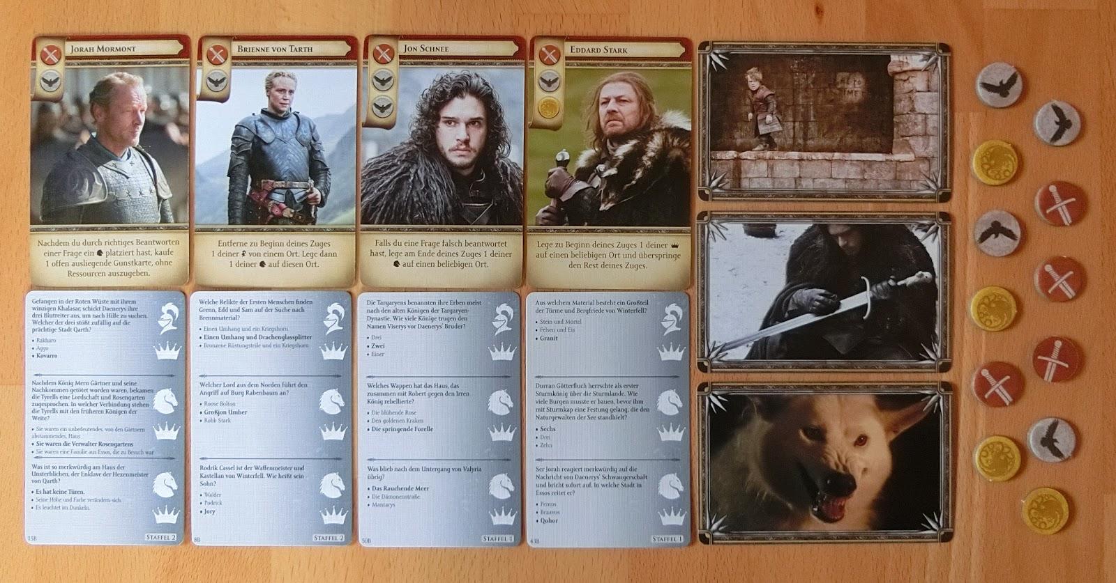Game Of Thrones Das Spiel