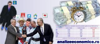 Topurile partidelor parlamentare după venituri și datorii
