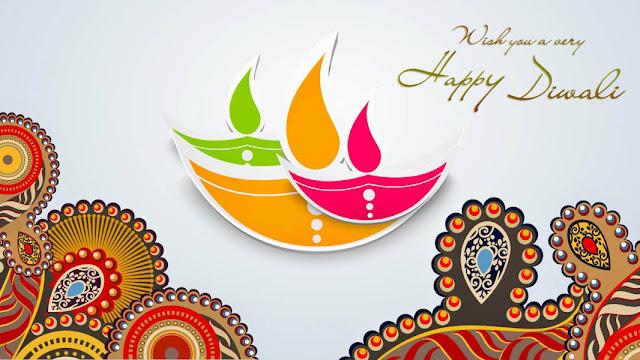 Happy Deepavali Greeting Cards 2017