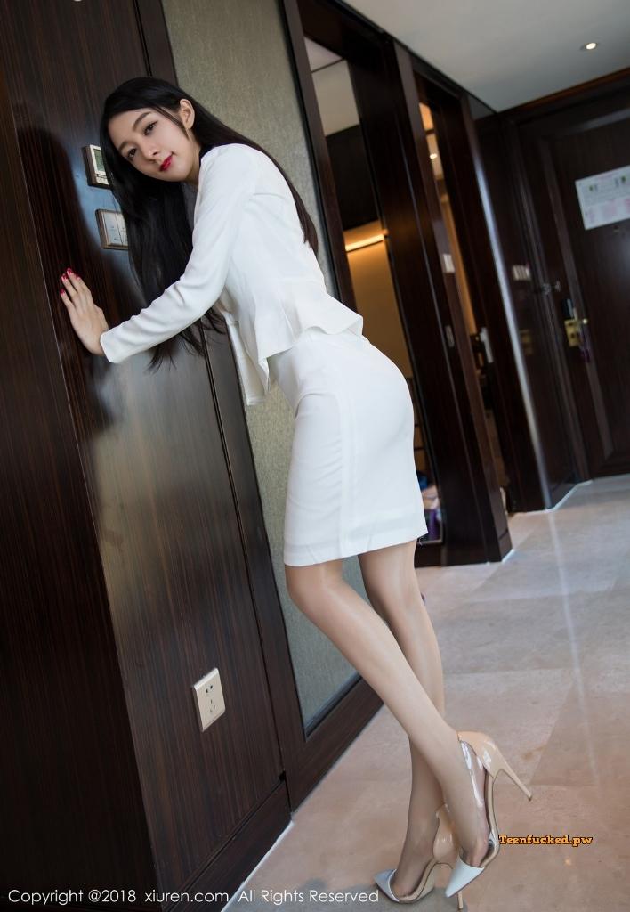 XIUREN No.1209 Xiao Reba Angela MrCong.com 006 wm - XIUREN No.1209: Người mẫu Xiao Reba (Angela小热巴) (52 ảnh)