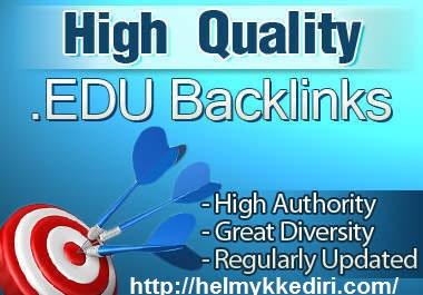 Daftar backlink EDU gratisan dan berkualitas
