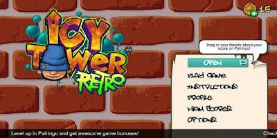 تحميل لعبة icy tower apk للاندرويد بالمجان بحجم صغير