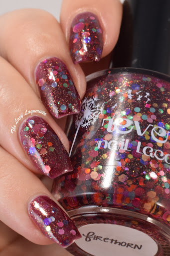 Reverie Nail Lacquer Firethorn