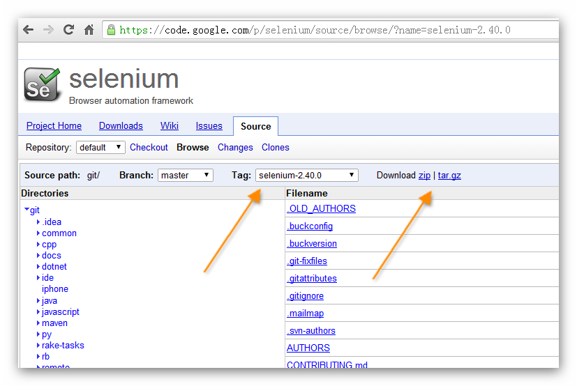How to build Selenium server standalone jar from Source