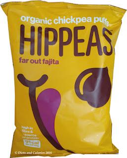 Hippeas Fajita Chickpea snack