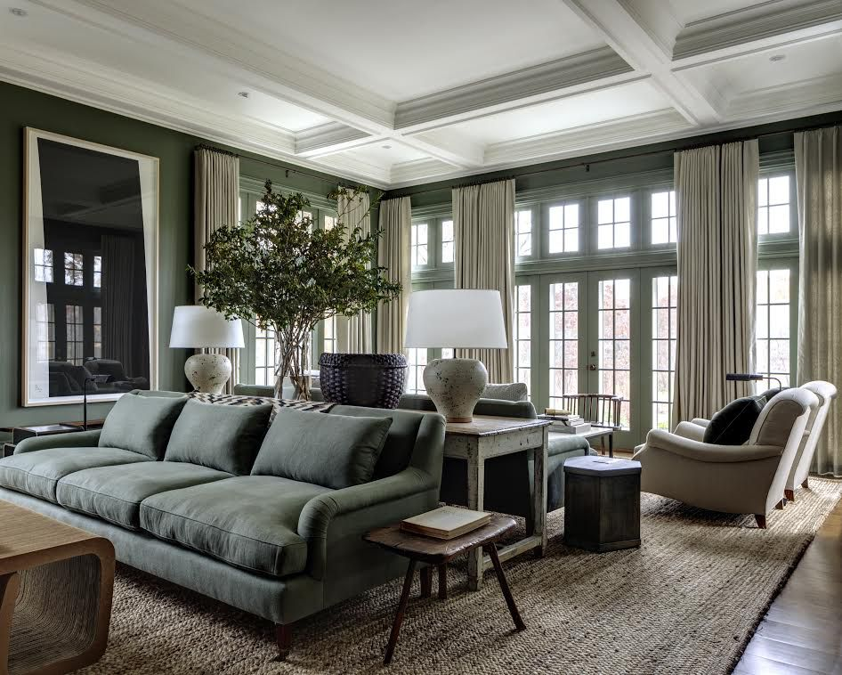 High street market current inspiration mark cunningham for Large living room design layout