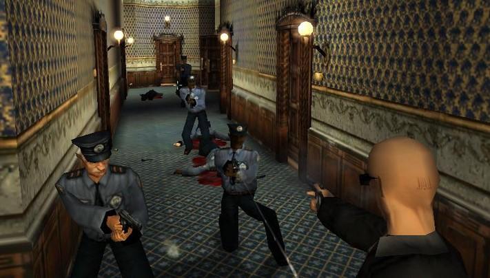 Hitman Codename 47 full game free download