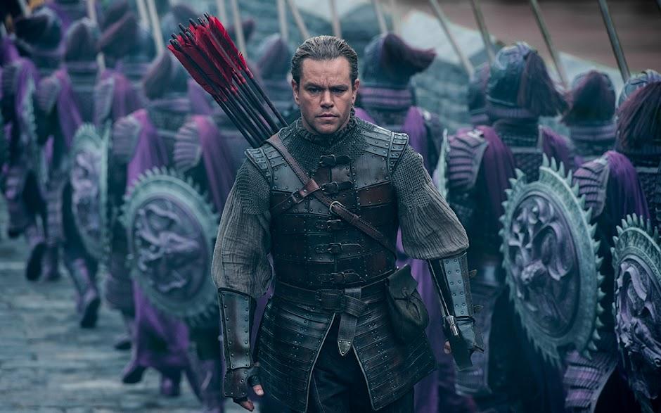A Grande Muralha | Vídeos dos bastidores e comerciais inéditos do épico de monstros com Matt Damon
