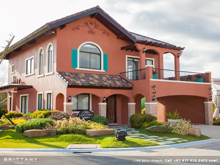 Carletti Model - Amore Portofino Luxury House for Sale in Exclusive Gated Community - Daang Reyna Las Pinas