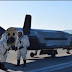 Unmanned US Air Force space plane grounds after mystery, two-year mission