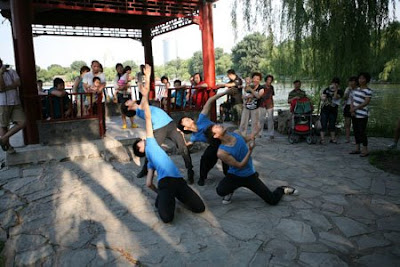 Global Water Dances Beijing, China : Hai River basin