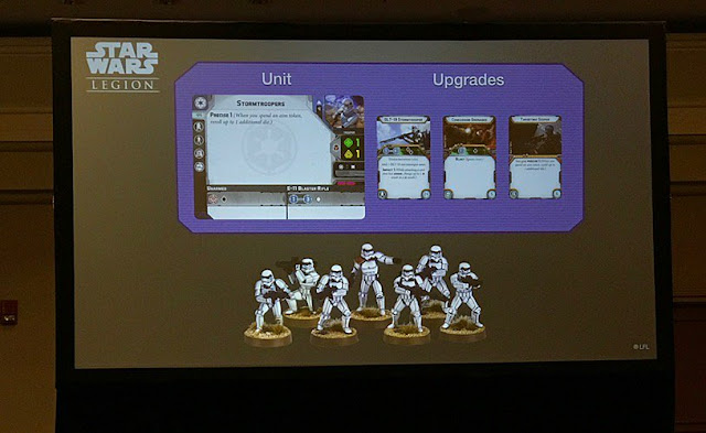 Fantasy Flight Games: Breaking Star Wars - Legion Tabletop Miniature Wargame!
