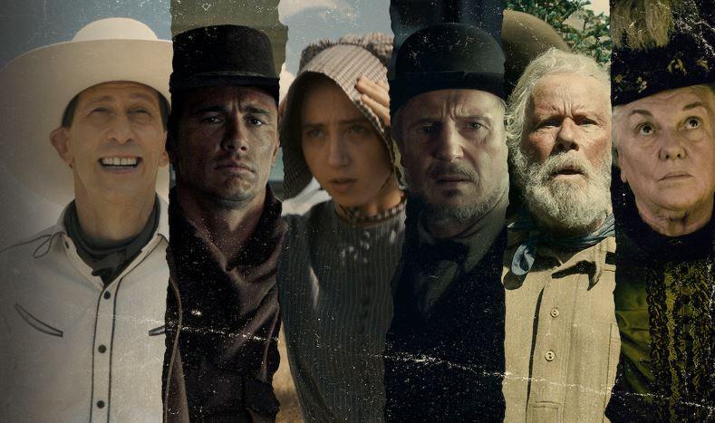 Ballad of Buster -Top 10 Netflix Movies 2019