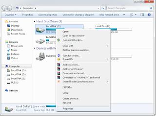 Cara Mengatasi Komputer dan Laptop Lambat Dengan Disk Cleanup Windows